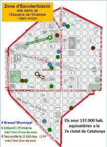 Centres Educatius Esquerra Eixample